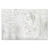 Distressded White Tissue Paper