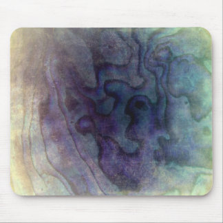 Distressed Abalone Mouse Pad