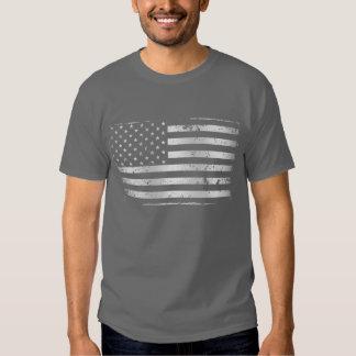 Distressed American Flag II T-Shirt