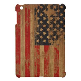 Distressed American Flag iPad Mini Case For The iPad Mini