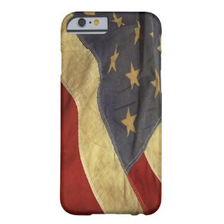 Distressed American Flag iPhone 6 Case