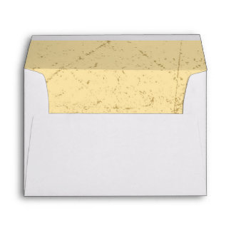Distressed and Elegant Envelope