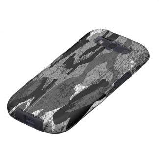 Distressed Arctic Camo Samsung Galaxy S3 Cases