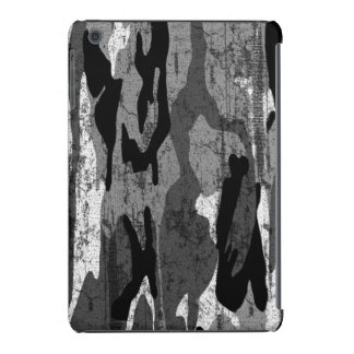 Distressed Arctic Camo iPad Mini Case
