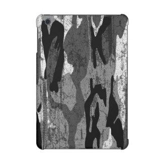 Distressed Arctic Camo iPad Mini Retina Case