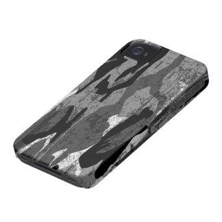 Distressed Arctic Camo iPhone 4 Case