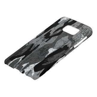 Distressed Arctic Camo Samsung Galaxy S7 Case