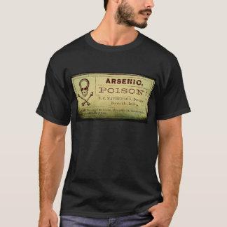 Distressed Arsenic Label T-Shirt