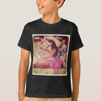 distressed art t shirt
