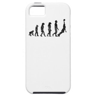 Distressed Basketball Evolution iPhone 5 Covers