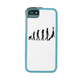 Distressed Basketball Evolution iPhone 5/5S Covers