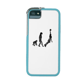 Distressed Basketball Evolution Case For iPhone 5/5S