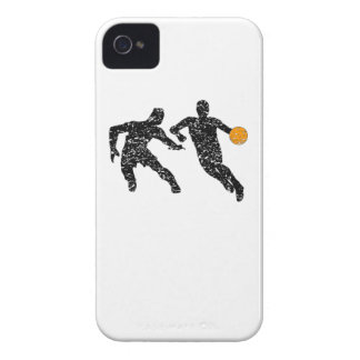 Distressed Basketball Players iPhone 4 Cover