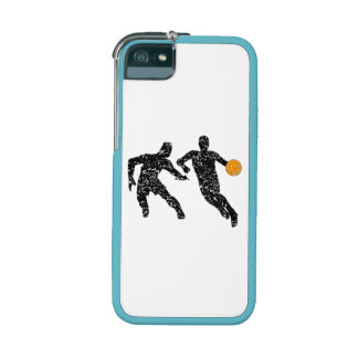 Distressed Basketball Players iPhone 5/5S Case