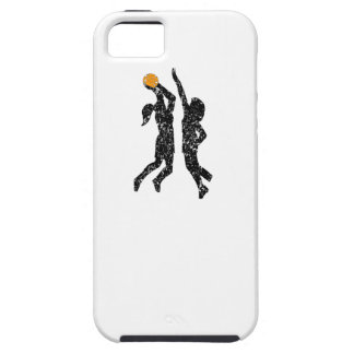 Distressed Basketball Players iPhone 5 Covers