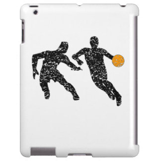 Distressed Basketball Players