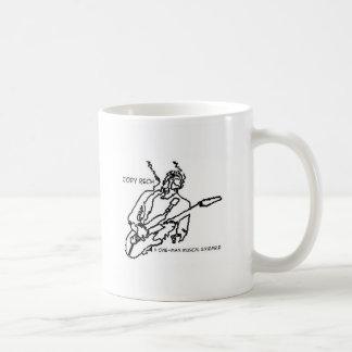 Distressed Border - 2-sided Ringer... - Customized Classic White Coffee Mug