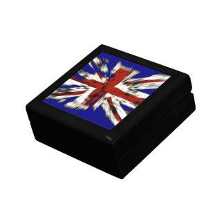 Distressed British Union Jack Gift Box
