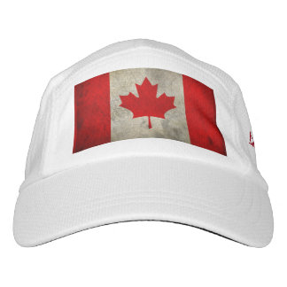 Distressed Canada Flag Headsweats Hat