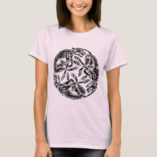 Distressed Celtic Circle T-Shirt