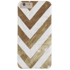 Distressed Chevron Barely There iPhone 6 Plus Case