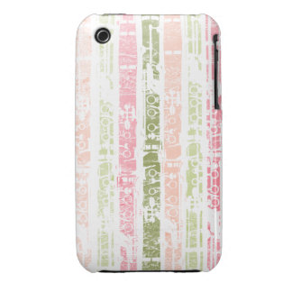 Distressed Clarinet iPhone 3 Case-Mate Cases