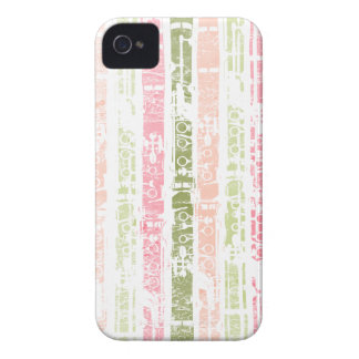 Distressed Clarinet iPhone 4 Cover