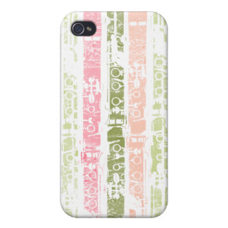 Distressed Clarinet Cases For iPhone 4