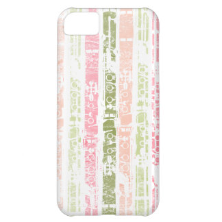 Distressed Clarinet Cover For iPhone 5C
