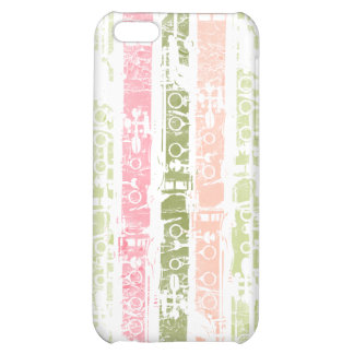 Distressed Clarinet iPhone 5C Covers