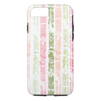 Distressed Clarinet iPhone 7 Case