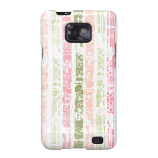 Distressed Clarinet Samsung Galaxy S2 Cover