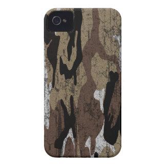 Distressed Desert Camo Case-Mate iPhone 4 Cases