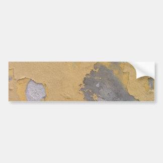 Distressed Estonian Wall Bumper Sticker