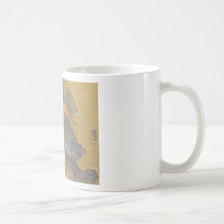 Distressed Estonian Wall Coffee Mug