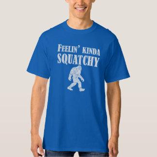 Distressed Feelin' Kinda Squatchy T-Shirt