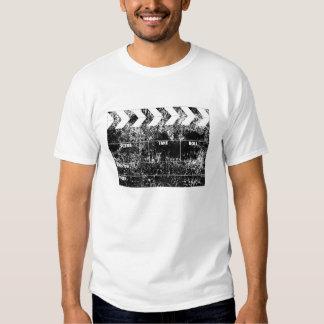 Distressed Film Slate T-Shirt