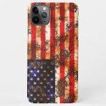 Distressed Flag iPhone 11Pro Max Case