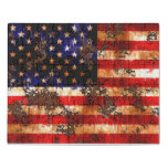 Distressed Flag Jigsaw Puzzle
