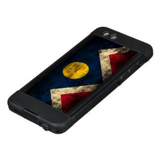 Distressed Flag of Denver Colorado LifeProof NÜÜD iPhone 6 Case