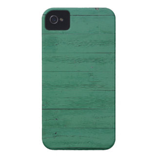 Distressed Green Barnwood look iPhone 4/4s iPhone 4 Case-Mate Case