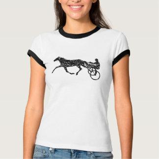 Distressed Harness Racing T-Shirt