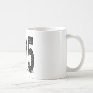 Distressed Miami 305 Coffee Mug