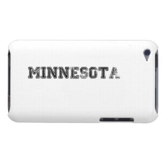 Distressed Minnesota iPod Touch Case-Mate Case