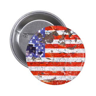 Distressed Nations™ - America (button)