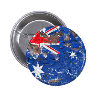 Distressed Nations™ - Australia (button)