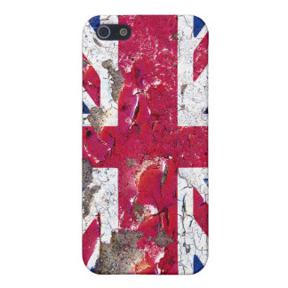 Distressed Nations - UK- iphone 4 case