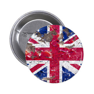 Distressed Nations™ - United Kingdom (button)