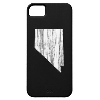 Distressed Nevada State Outline iPhone 5 Case