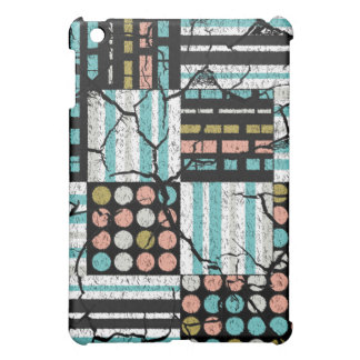 Distressed pattern case for the iPad mini